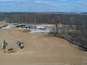 Live Feed – Aquatic Center Construction