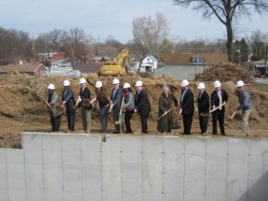 Smith Place Groundbreaking