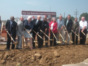 Lemay Homes Groundbreaking Ceremony A Great Success!