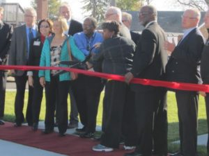 Lemay Homes Ribbon Cutting – Completion of 40 New Construction Homes
